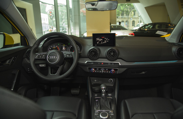 audi q2 hoan toan moi co gia 1,5 ty dong o viet nam hinh anh 3