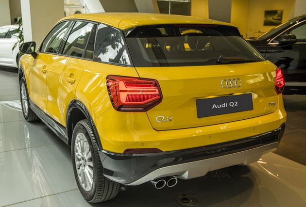 audi q2 hoan toan moi co gia 1,5 ty dong o viet nam hinh anh 2