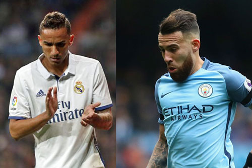 "tung chieu ""doc"", man city giat danilo truoc mui chelsea hinh anh 1"
