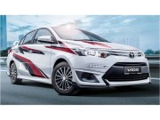 o to - Xe may - Toyota Vios Sports Edition gia 452 trieu dong