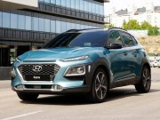 Hyundai Kona bo xa Kia Stonic ve so luong don dat hang