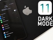 Cach kich hoat che do Dark Mode an co tren iOS 11