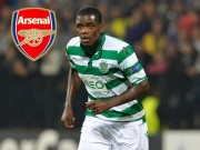 Sporting Lisbon ban re William Carvalho cho Arsenal