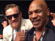 "The thao - Mike Tyson: ""Mcgregor se bi giet khi dau Boxing"""
