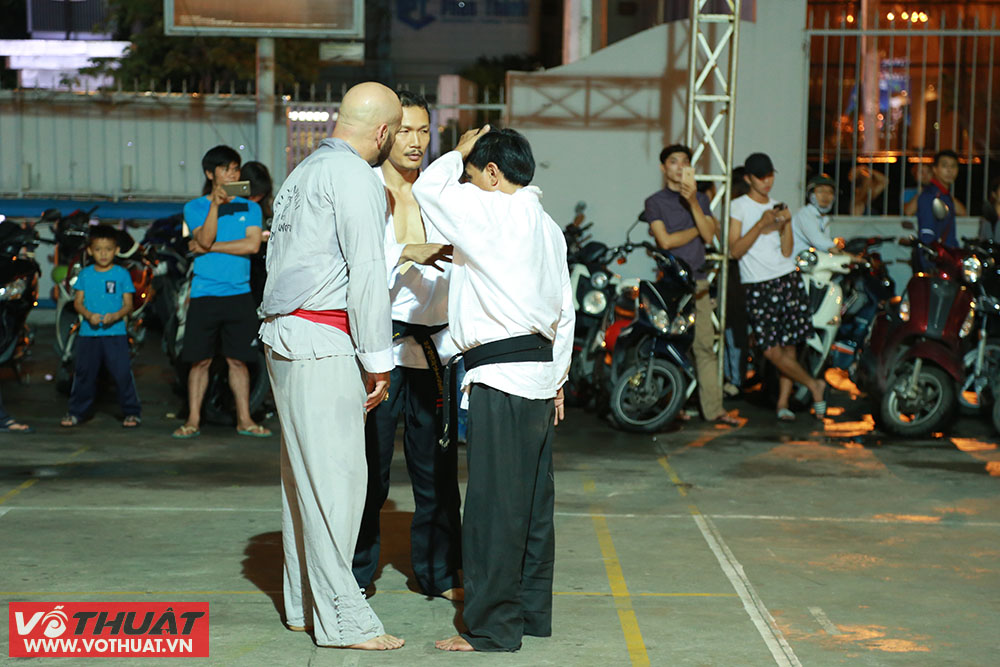 vo su vinh xuan flores cham mat chuong mon karate viet nam hinh anh 10