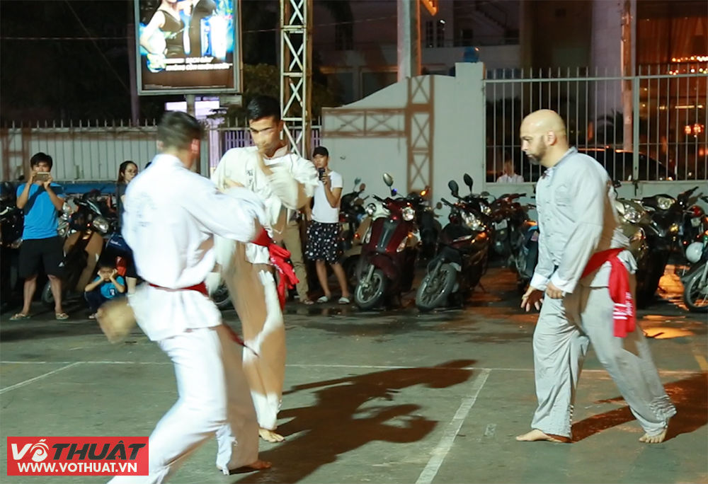 vo su vinh xuan flores cham mat chuong mon karate viet nam hinh anh 5