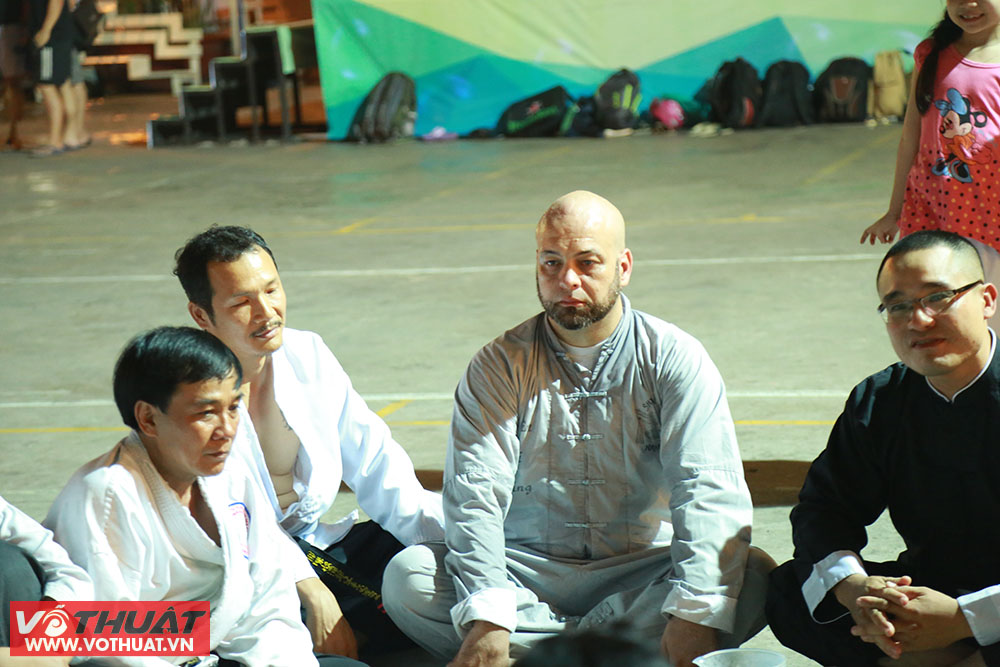 vo su vinh xuan flores cham mat chuong mon karate viet nam hinh anh 14