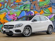 o to - Xe may - Mercedes GLA 2018 chuan bi ra mat Viet Nam