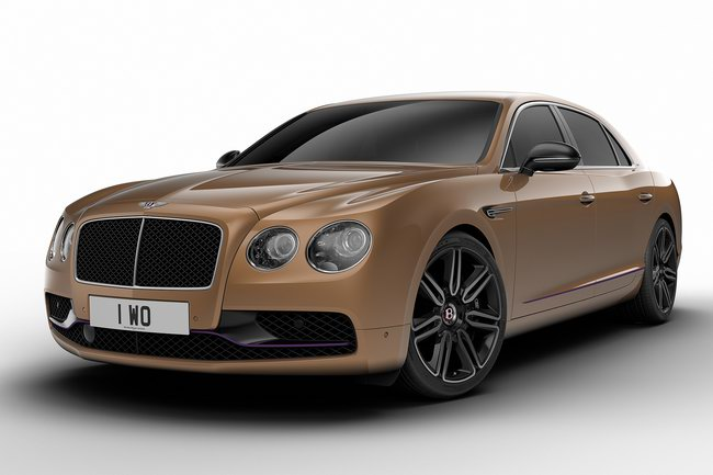 bentley flying spur ban gioi han design series danh cho viet nam hinh anh 1