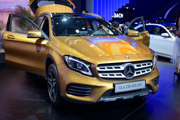 mercedes gla 2018 o viet nam co gia tu 1,619 ty dong hinh anh 1