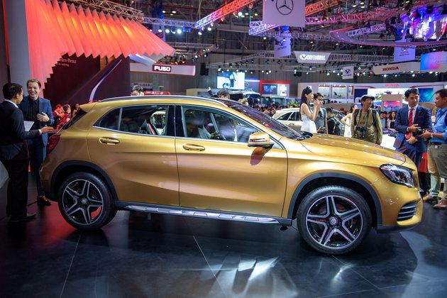mercedes gla 2018 o viet nam co gia tu 1,619 ty dong hinh anh 5