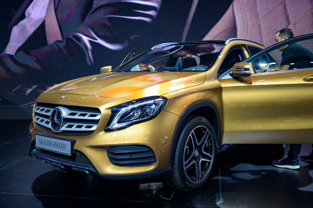 mercedes gla 2018 o viet nam co gia tu 1,619 ty dong hinh anh 7