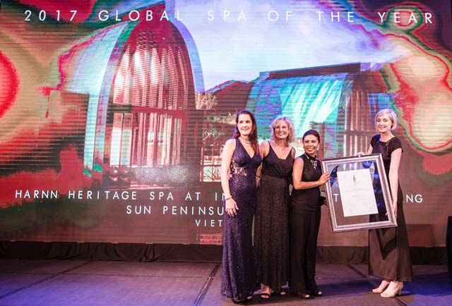 "world luxury spa awards 2017 chon harnn heritage spa la ""spa tot nhat the gioi"" hinh anh 2"