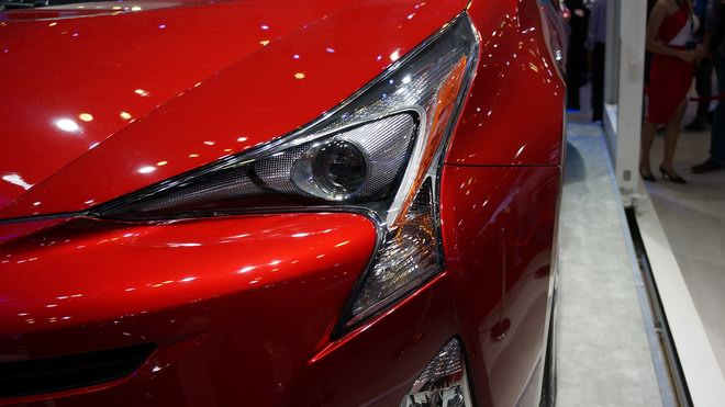 """can canh """"xe xanh"""" toyota prius 2017 o viet nam hinh anh 4"""