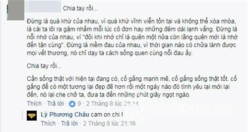 "linh chi lai ""triet ly"" ve cuoc song nham vao vo cu lam vinh hai? hinh anh 4"