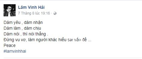 "linh chi lai ""triet ly"" ve cuoc song nham vao vo cu lam vinh hai? hinh anh 6"