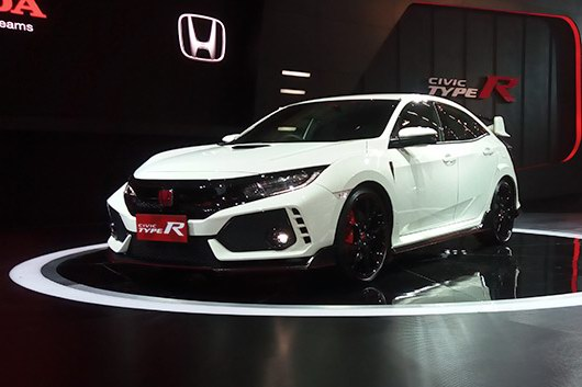 honda civic type r gia tu 1,69 ty dong o dong nam a hinh anh 1