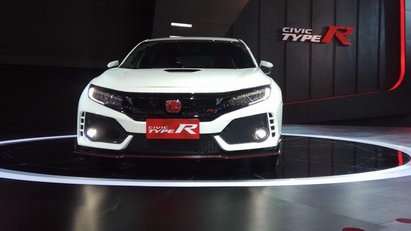 honda civic type r gia tu 1,69 ty dong o dong nam a hinh anh 3