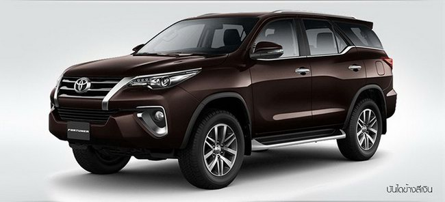 toyota fortuner 2017 co gia chi tu 846 trieu dong hinh anh 2
