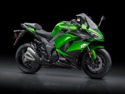 "Top 5 su that ve ""con quy"" toc do 2017 Kawasaki Ninja 1000"