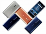 HMD tung video ke ve nguon cam hung cua Nokia 8