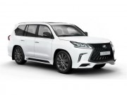 o to - Xe may - Lexus LX570 Superior ban cao cap gia tu 2,63 ty dong