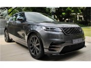 o to - Xe may - Range Rover Velar co gia tham khao 4,1 ty dong