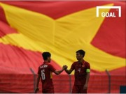 The thao - dieu kien can va du de U22 Viet Nam vao ban ket SEA Games 29