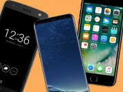 Top smartphone ban chay nhat toan cau quy 2/2017