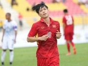 "The thao - Cong Phuong duoc ""tiep doping"", HLV Thuy Hai lai che U22 Viet Nam"