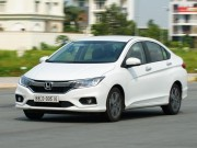 Honda City 2017: Nang tam xe do thi