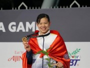"The thao - anh Vien lap ""hat-trick"" HCV, Xuan Vinh gay that vong"