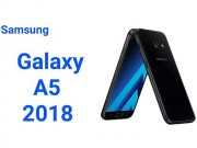 Lo Galaxy A5 2018 dung RAM 6GB, gia tam trung