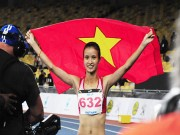 The thao - Vu Thi Ly chia se ve viec dinh doping truoc khi doat HCV SEA Games