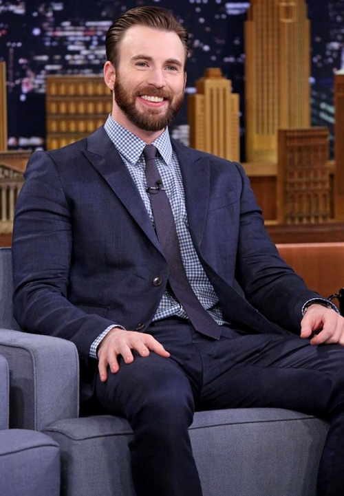 """phong cach don gian ma chat cua """"captain america"""" chris evans hinh anh 3"""