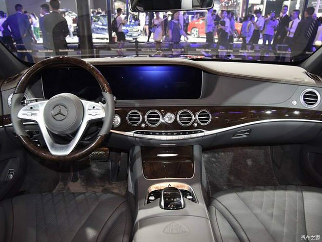 mercedes-maybach s450 gia 5,1 ty dong thay the maybach s400 hinh anh 4