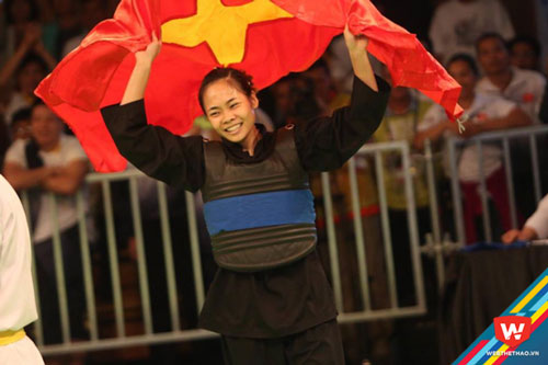 nhat ky sea games (29.8): anh vien he lo tham vong hau sea games, pencak silat doat hcv hinh anh 1