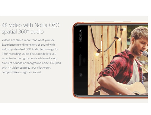 """4 ly do khien nokia 8 la chiec smartphone """"doc nhat vo nhi"""" hinh anh 2"""