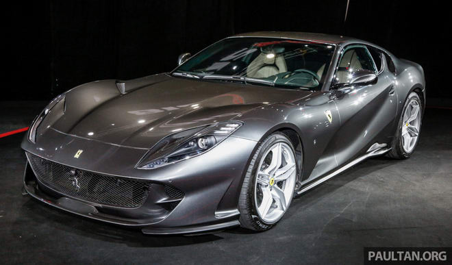 "ferrari 812 superfast gia chua thue ""chi"" 8,38 ty dong hinh anh 1"