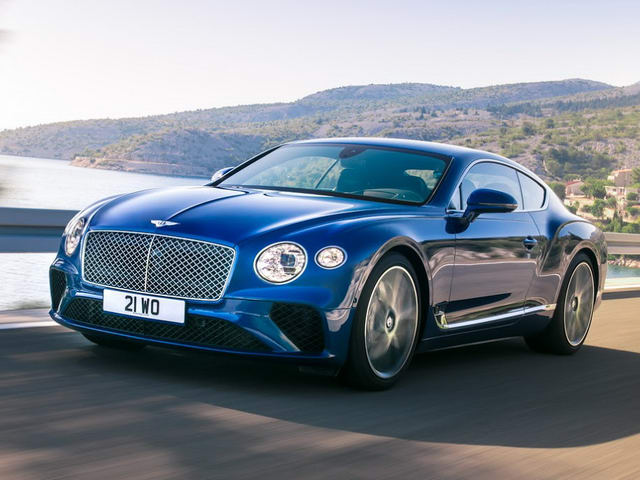 bentley continental gt 2018 hoan toan moi lo dien hinh anh 1