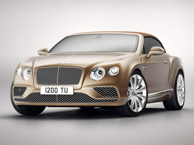 bentley continental gt timeless series: loi chia tay hinh anh 1