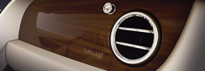 bentley continental gt timeless series: loi chia tay hinh anh 3