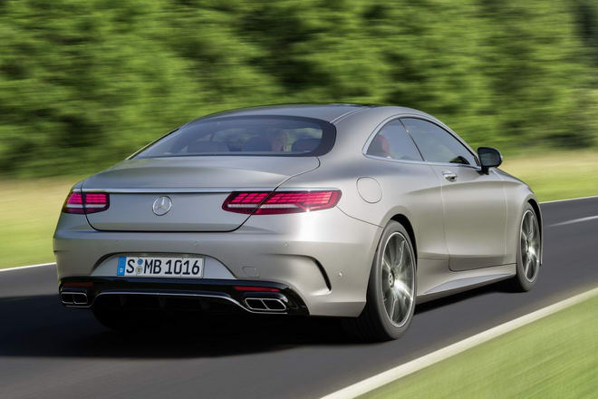 mercedes-benz s-class coupe 2018 lo dien hinh anh 2