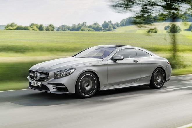 mercedes-benz s-class coupe 2018 lo dien hinh anh 4