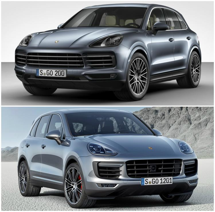 porsche cayenne 2018 khac gi the he 2 truoc day? hinh anh 1