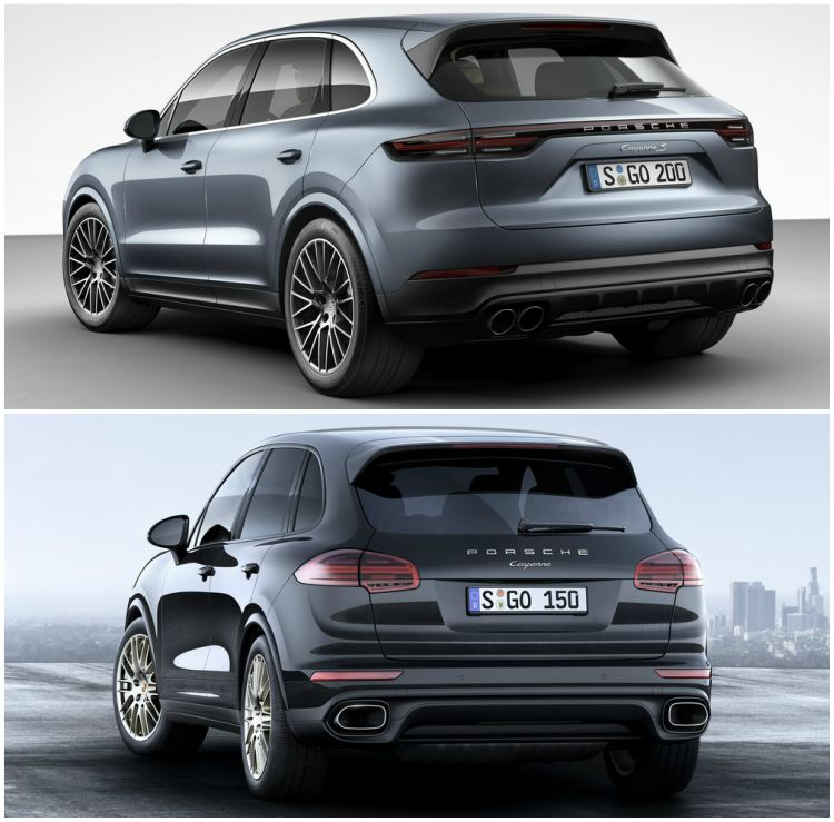 porsche cayenne 2018 khac gi the he 2 truoc day? hinh anh 3