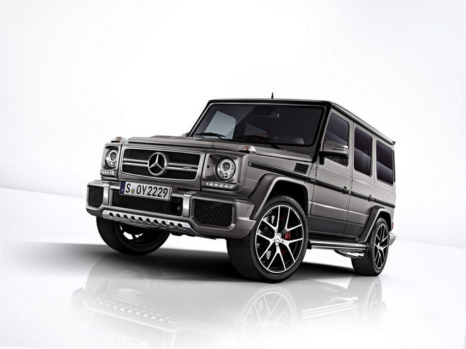 tu biet mercedes g-class voi g63 va g65 exclusive edition hinh anh 3