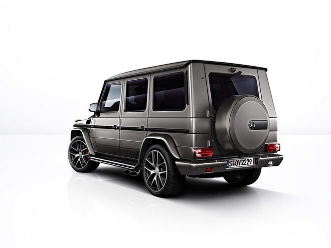 tu biet mercedes g-class voi g63 va g65 exclusive edition hinh anh 4