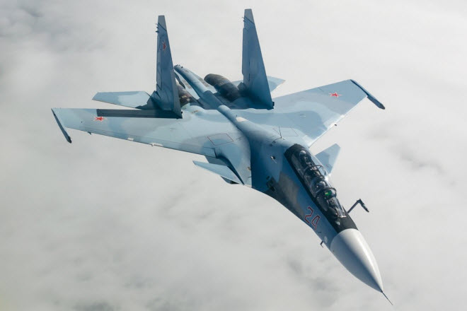 11 hinh anh an tuong ve chien dau co su-30sm moi nhat cua nga hinh anh 9