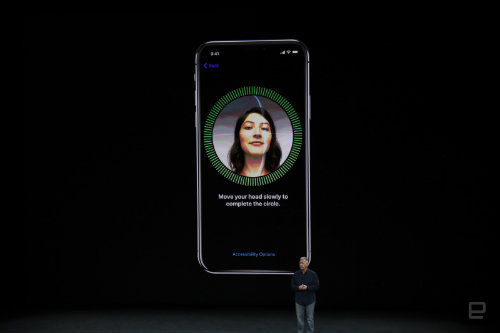 face id cua iphone x thong minh, tinh vi co nao? hinh anh 1